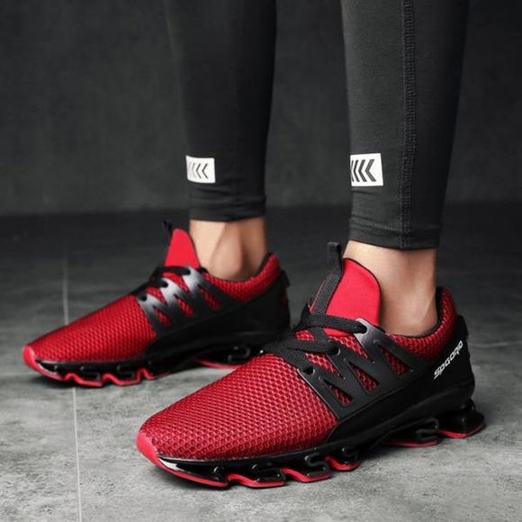 cbe1248698cd3e Spgorio Shoes | Kaaum Blade Running Mesh Lightweight Shoe | Poshmark